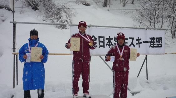 第90回 全日本学生スキー選手権...